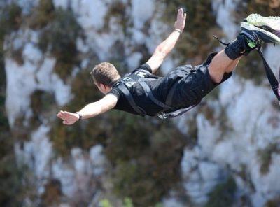 Latitude Challenge saut en élastique