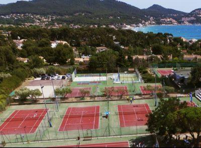 Tennis St Cyr sur mer
