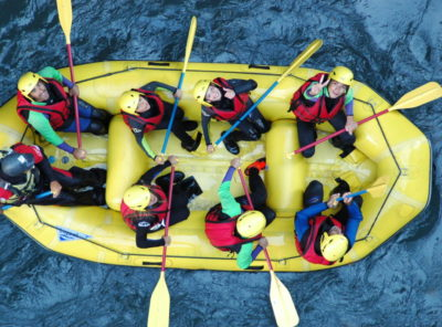 ROCK'N'RAFT rafting