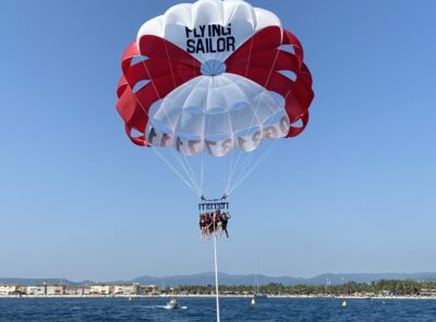 The Flying Sailor Golfe De St Tropez