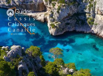 Bureau des Guides Calanques Marseille Cassis