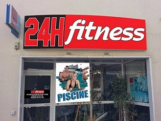 24H Fitness Toulon
