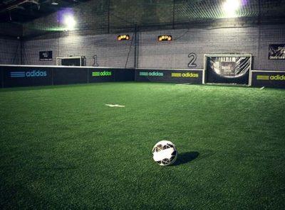 Soccer center Eguilles