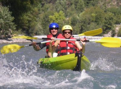 Provence Rafting Canoe Kayak