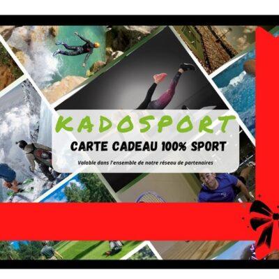 sport en entreprise - Carte cadeau sport